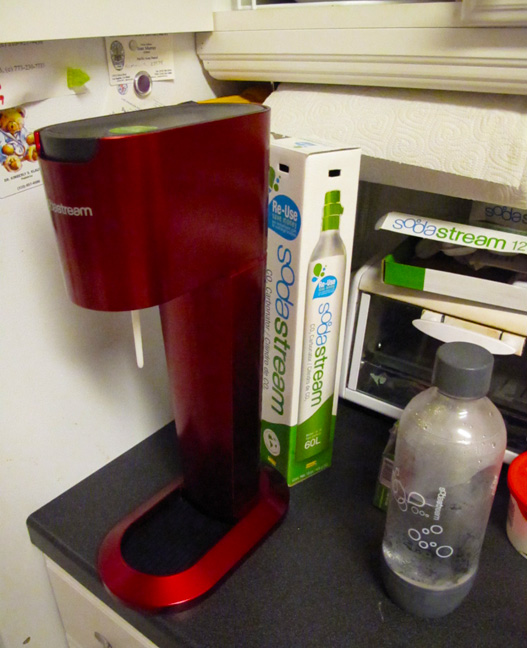 SodaStreamVen(bl) Obama to Replace Food Pyramid