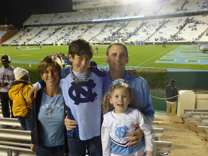 Shannon Family UNC Kenan